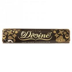 Čokoládová tyčinka Divine, hořká