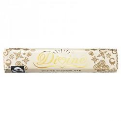 Čokoládová tyčinka Divine, mléčná s pom. příchutí