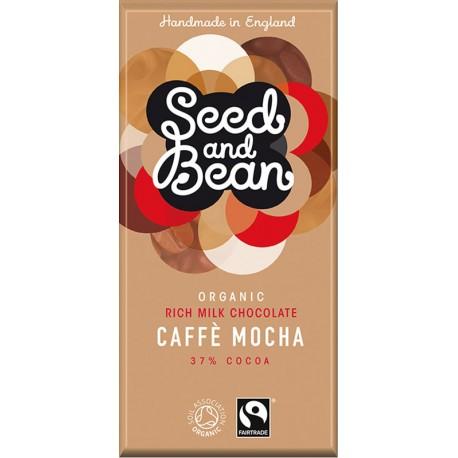 S&B Caffé Mocca, mléčná čokoláda