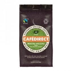 Machu Picchu, mletá káva z Peru