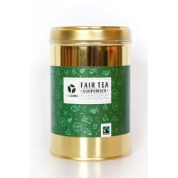 Fair Tea Gunpowder, sypaný černý čaj NaZemi