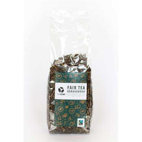 Fair Tea Korakundah, sypaný zelený čaj NaZemi