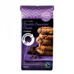 Chocolate Cookies, čokoládové sušenky