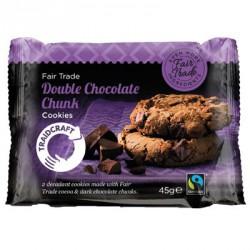 Chocolate Cookies, čokoládové sušenky malé balení